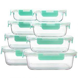 CREST Aufbewahrungsgläser, Glasbehälter von CREST