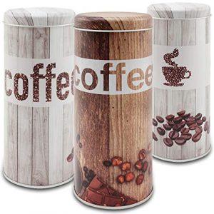 Kaffeepaddose, Aufbewahrungsdose für Kaffeepads