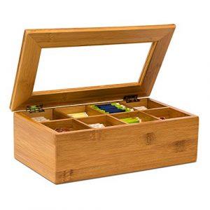 Teebox, Aufbewahrungsbox für Teebeutel